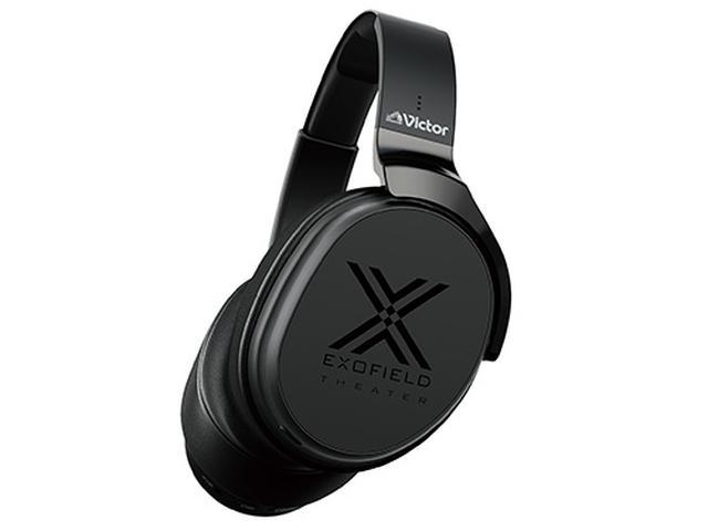 画像: XP-EXT1(専用ワイヤレスヘッドホン)