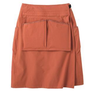 画像: 【ワークマン】雨の日やキャンプで活躍「撥水ストレージラップスカート」をレビュー!ポケットを外せばシンプルなスカートに