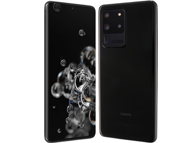 画像: Galaxy S20 Ultra 5G