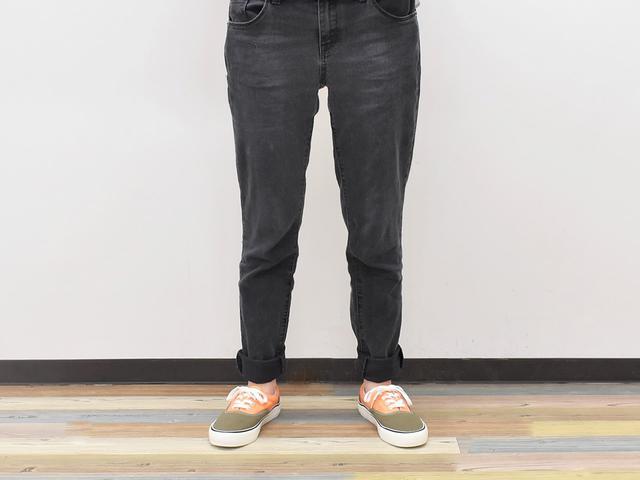 画像: 長く履ける「耐久撥水キャンバスデッキシューズ」