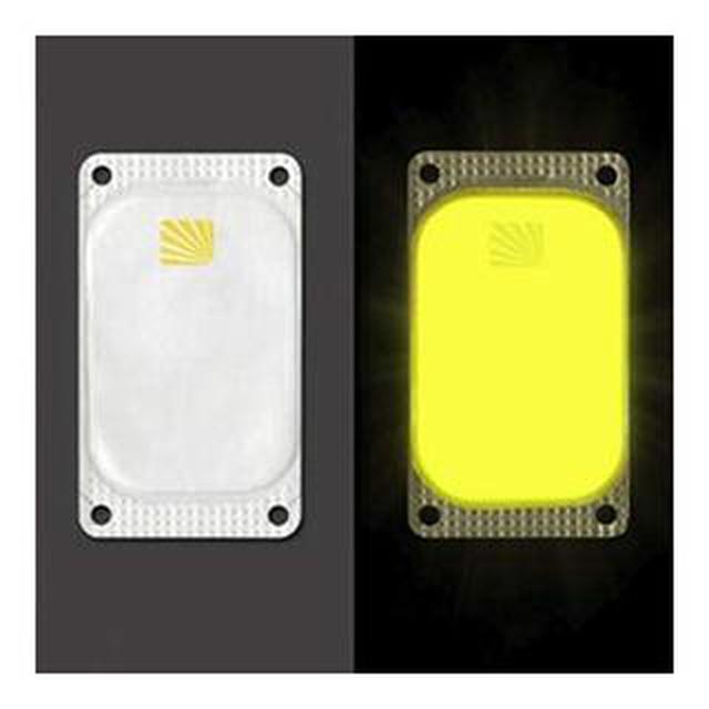 画像2: 【防災グッズ】電池いらず!折り曲げて振ると発光するスナップライト