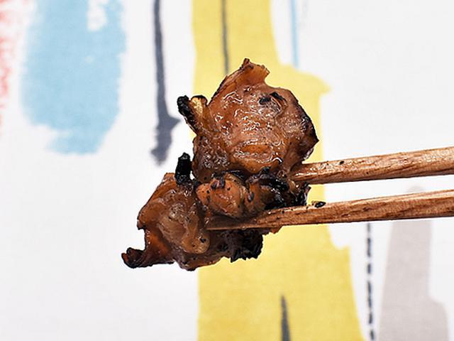 画像3: 鶏肉とは思えない歯ごたえに感動…