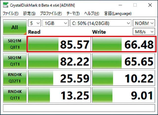 画像2: ■ ベンチマークソフトを使えば、パソコンの性能を測定することができる