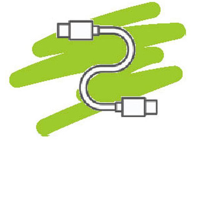 画像: USB端子(タイプC) 他端末などとデータのやり取りするための端子。最新規格は「USB Type-C」で、最新バージョンの「3.2 Gen2x2」では最大20Gbpsの転送速度を実現。映像出力や充電にも対応するタイプもある。