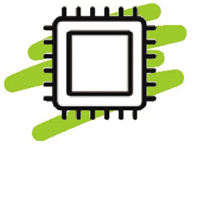 画像: CPU パソコンの「頭脳」をつかさどるパーツで、OSやアプリの動作に欠かせない演算処理を行ってくれる。代表的なCPUはインテルの「Core i(コア アイ)」シリーズで、高性能順にi9、i7、i5、i3の4種類がある。