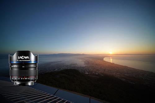 画像: AOWA 9mm F5.6 W-Dreamer ソニーFEマウント LAO0070