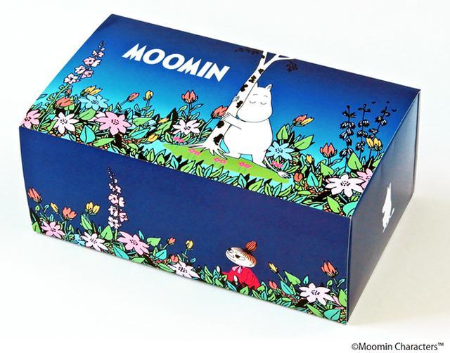 画像: リトルミイとムーミンの美しいパッケージ