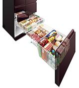 画像2: 【2020年版・冷蔵庫の選び方】巣ごもりで需要拡大!アクア、シャープなど注目6社の最新モデルを比較