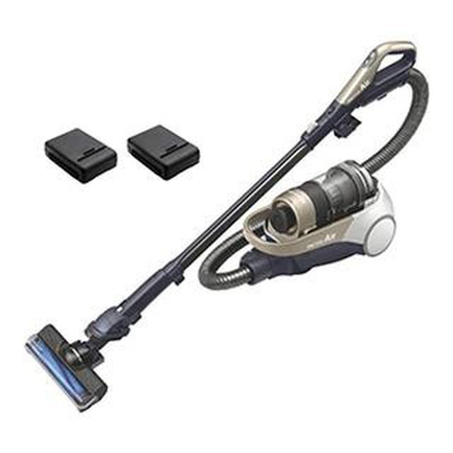 画像5: 【家電のプロ直伝】掃除機を「吸引力」で選ぶならコード式キャニスター型がおすすめ!進化するキャニスター型のメリットとは