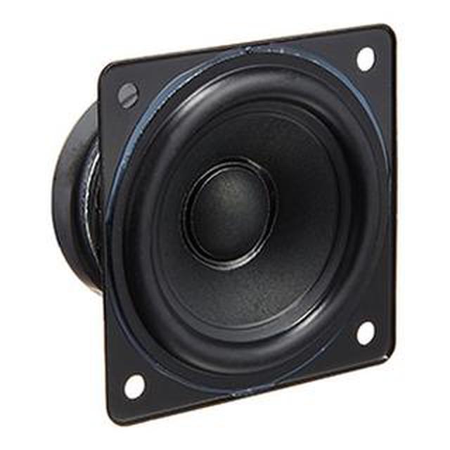 画像3: 【フルレンジスピーカーとは】なぜ高音も低音も出る?複数ユニットとの違いは?