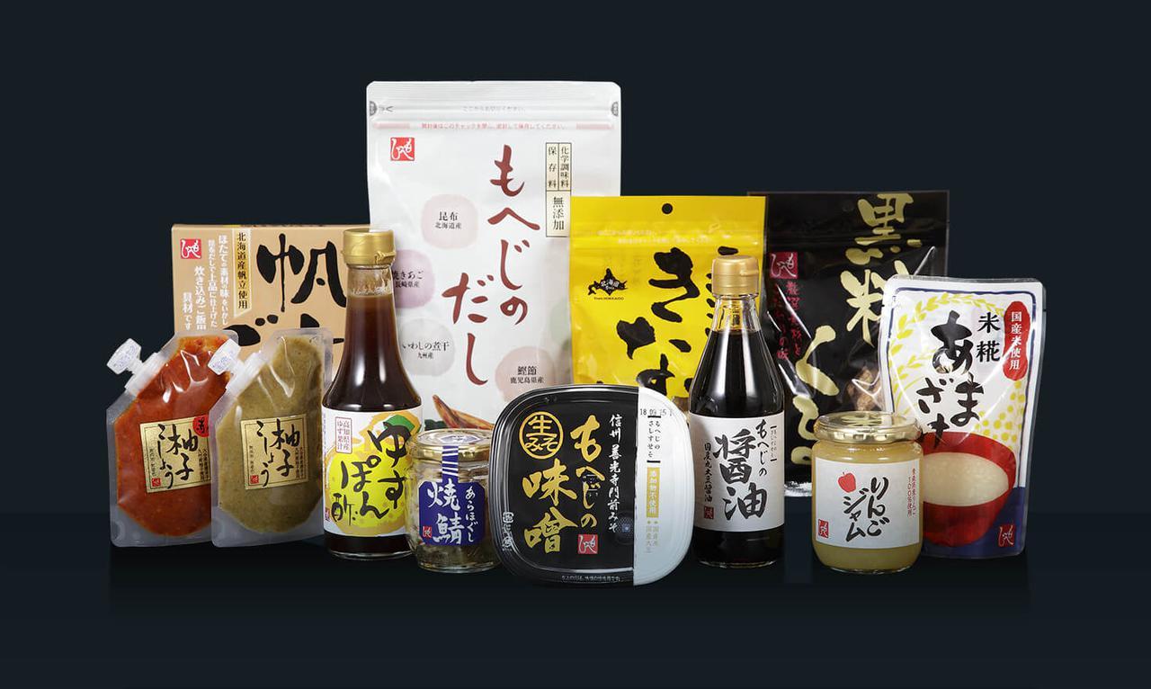 画像: もへじの商品は全国のカルディのお店やオンラインストアで購入可能 moheji.co.jp