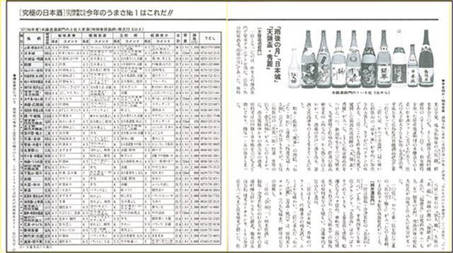 画像2: 日本酒のイメージが強いが、洋酒も紹介