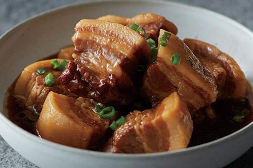 画像: 約1時間で豚角煮が完成!