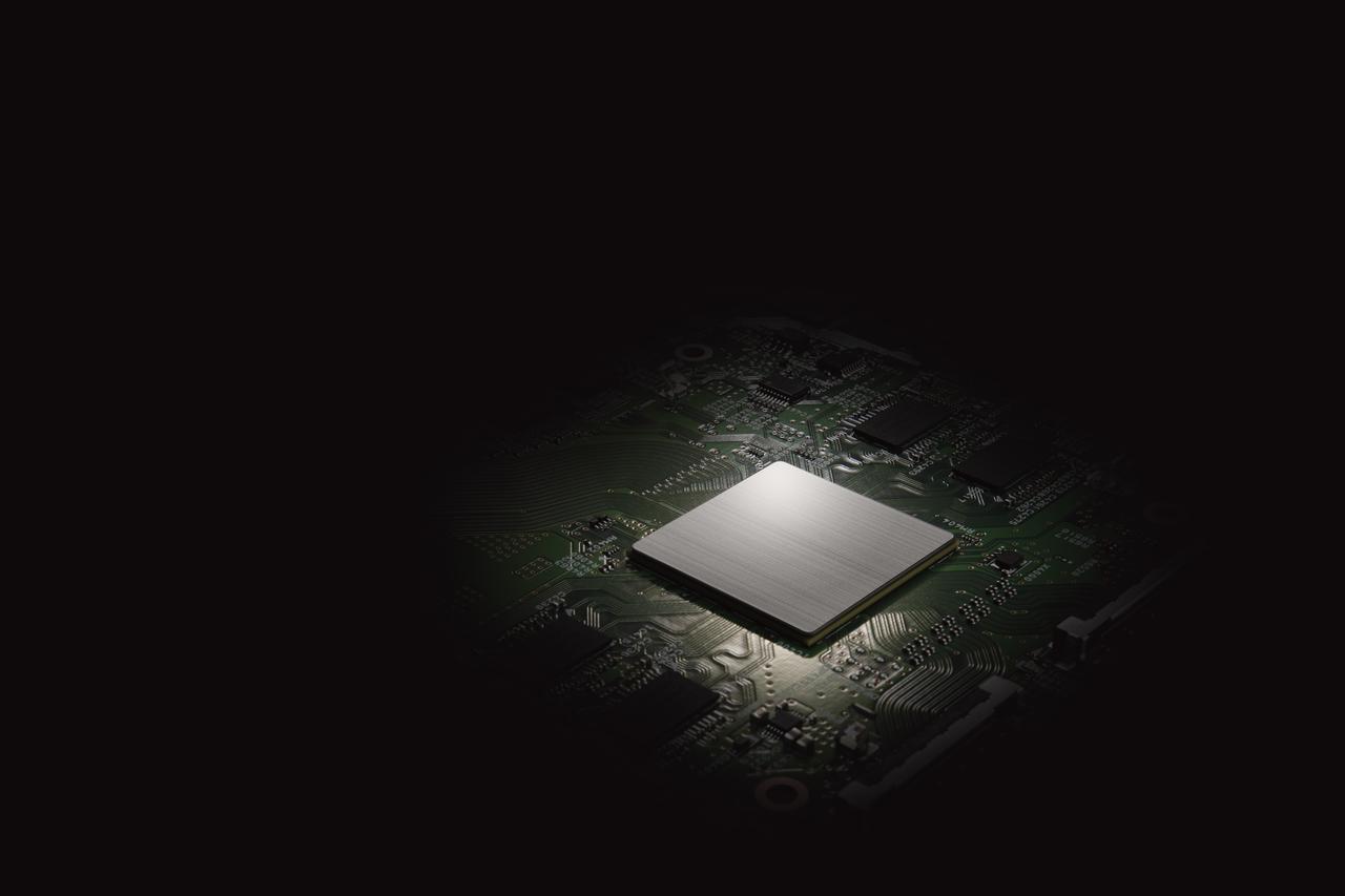 画像: 4Kテレビ用と同等の性能を持つ高画質エンジン「レグザエンジンPower Drive」。