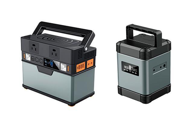 画像: OWL-LPBL100501(右)、OWL-LPBL52501(左)
