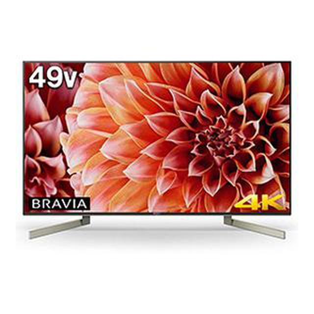 画像4: 【40~50V型】4Kテレビのおすすめは?最新モデル7台のスペックと特徴をレビュー