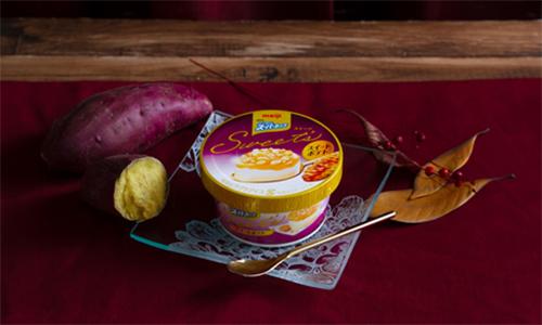 画像: 明治 エッセル スーパーカップ Sweet's スイートポテト