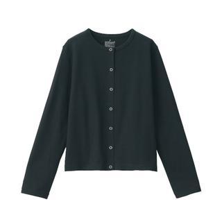 画像: 【無印良品】秋冬ファッションに必須!太番手天竺編みカーディガン購入レビュー