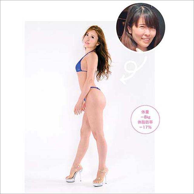 画像: 41歳でフィットネスモデルの日本一に!