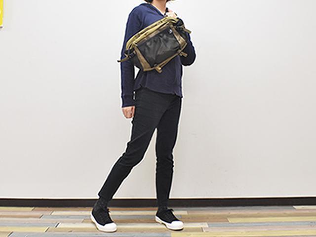 画像3: 耐久性の高さとファッショナブルさを兼ね備えたバッグ