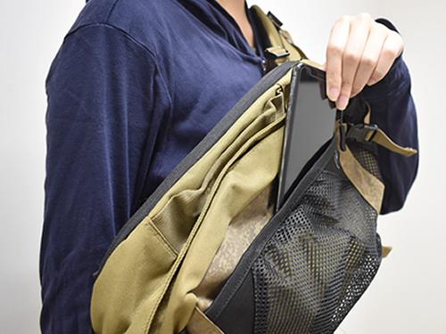 画像2: 耐久性の高さとファッショナブルさを兼ね備えたバッグ
