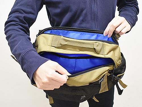 画像1: 耐久性の高さとファッショナブルさを兼ね備えたバッグ