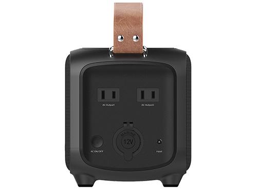 画像: 豊富な出力を装備し、さまざまな機器に給電できます。