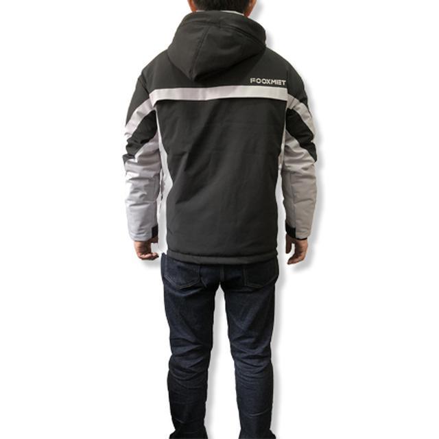画像: Lサイズで袖や丈がぴったりです。