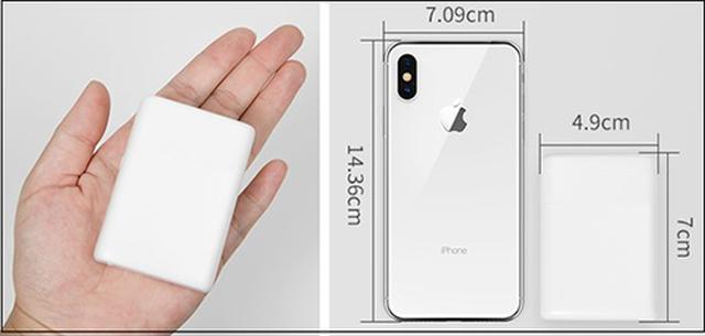 画像: 軽量でコンパクトなモバイルバッテリーを1着につき1台プレゼント!カラーやデザインは現在検討中です。