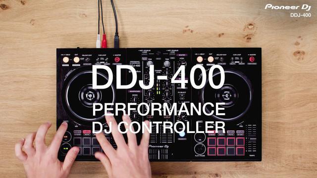 画像: Pioneer DJ DDJ-400 Official Introduction youtu.be
