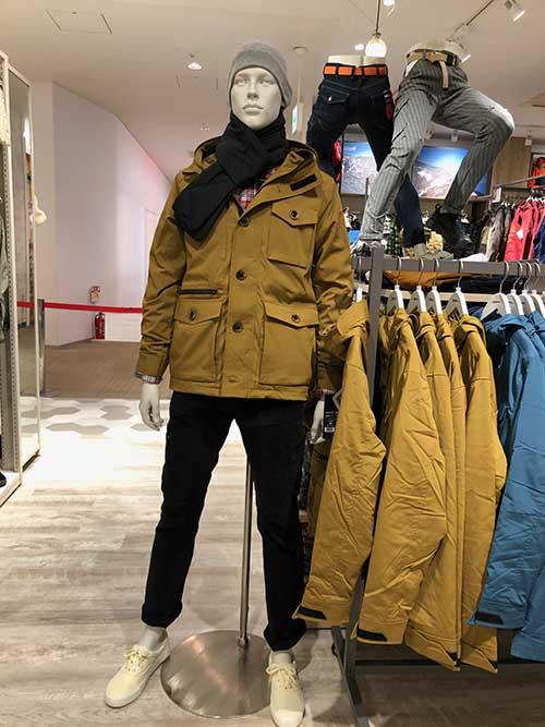 画像: メンズのコーデ。もう作業服の「ワークマン」のイメージゼロですわ。