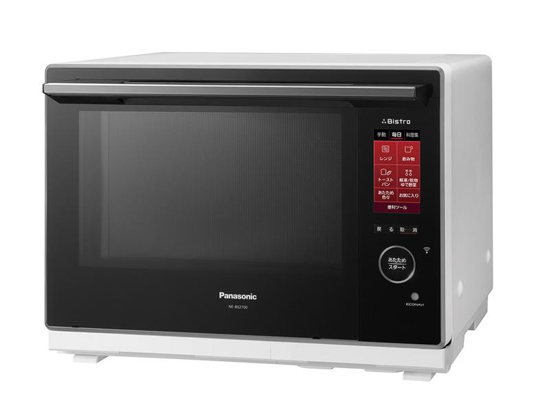 画像: 強力なグリル機能で時短調理!凍ったまま食材を入れてもOK