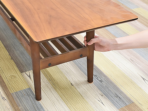 画像: 家具の動きがスムーズになる