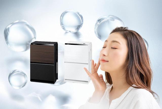 画像: 【パナソニックの最新家電】加湿空気清浄機とエアコンの連携モデルに注目!うるおい暖房を可能にした「F-VXT90」 - 特選街web