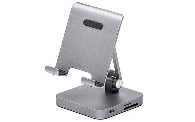 画像: スマホやタブレットをパソコン代わりに!幅広い用途に対応するドッキングスタンド