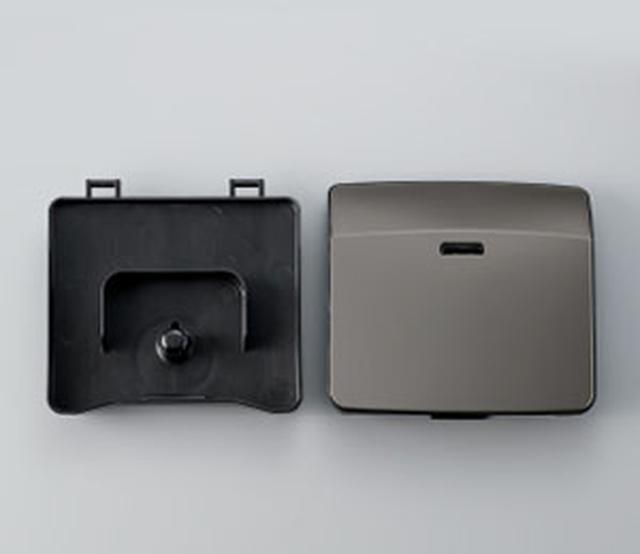 画像: 蒸気レス用のパーツ「蒸気キャップ」