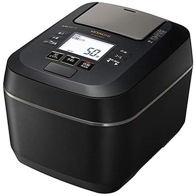 画像: 【炊飯器のおすすめ】比較的安くてコスパ抜群!日立の「ふっくら御膳」は蒸気レスで使いやすいと評判!