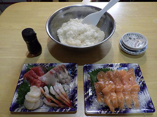 画像: 酢飯ひとつで、いつものお刺身もごちそう感がアップ