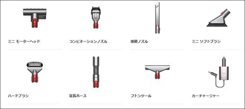画像: Triggerproには、8つのツールが付属する