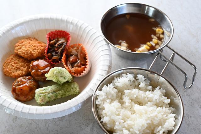 画像: 普段の食事としては、十分以上ではないでしょうか。しかも、外食やお弁当ではオーバーしがちなカロリーもコントロールしやすいです。