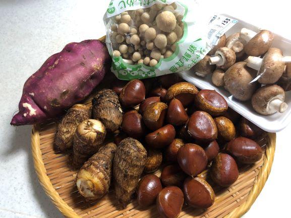 画像: 安くて新鮮でおいしい!秋の旬食材を使ったスパイスカレーを作ります
