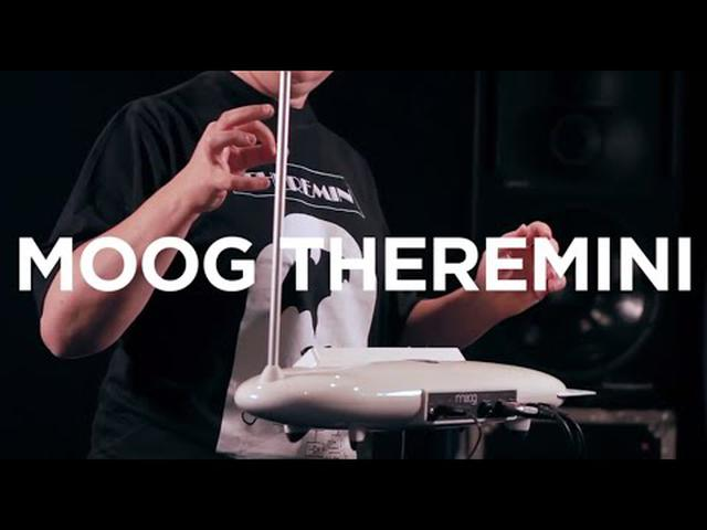 画像: Moog Theremini Tutorial with thereminist Lydia Kavina youtu.be