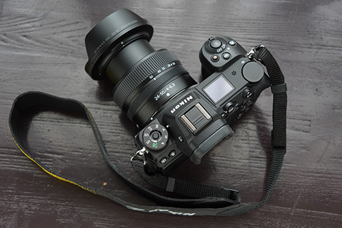画像: 安価で軽量コンパクト、しかも解像力も高く、よく写るNIKKOR Z 24-50mm f/4-6.3ですが、開放F値が暗くぼけという点は不利です。