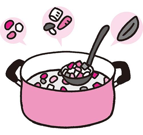 画像: 腸脳相関の働きを改善 「脳と心を整えるスープ」