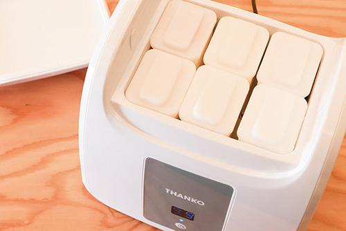 画像: サンコー「ヨーグルト冷蔵庫」
