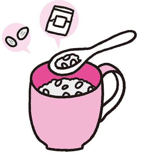 画像: 脳においしい美容液! 「食べる玄米甘酒」