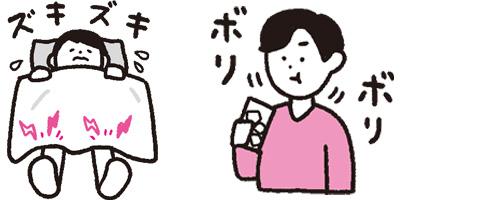 画像3: こんな症状・習慣があったら要注意!