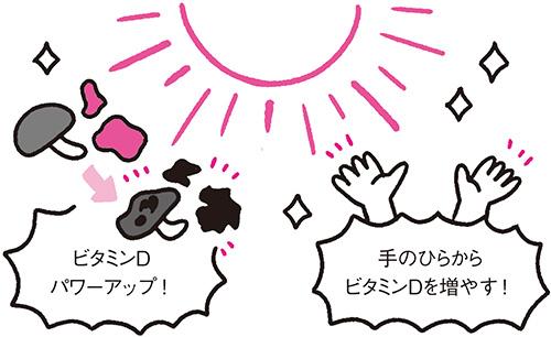 画像: 食事&日光浴で皮膚からも吸収「手のひら浴」がおすすめ!