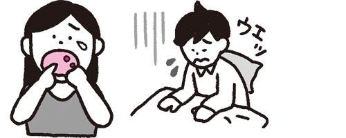 画像2: こんな症状・習慣があったら要注意!