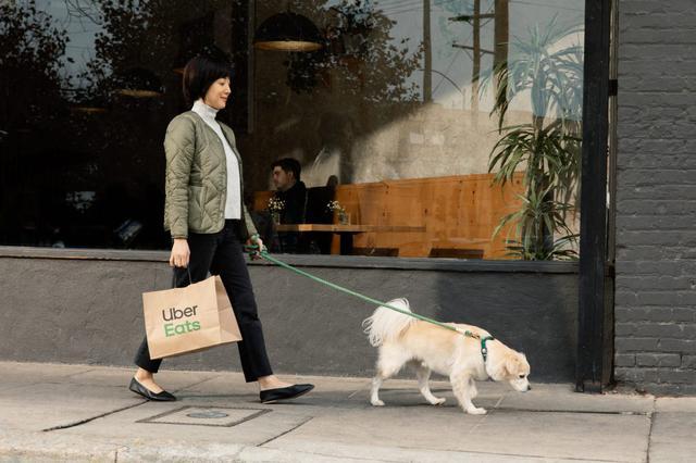 画像: Uber Eats で並ばず、お得に「お持ち帰り」 | Uber Newsroom 日本